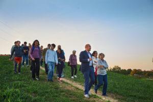 CamminaForesteUrbane 2019 al Parco Nord