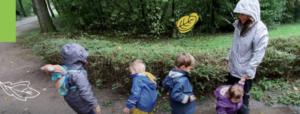 Famiglie in natura… incontri verso un asilo nel bosco