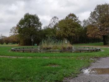 Fontana rotonda