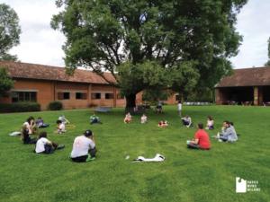 Incontrarsi, imparare e giocare: riapertura degli spazi del Parco