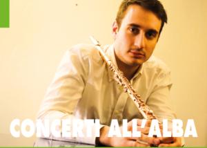 Concerti all'Alba: Yuri Guccione – Flauto