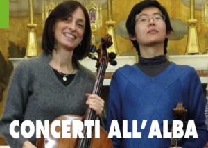 Concerti all'Alba: Issei Watanabe e Caterina May – Violoncello