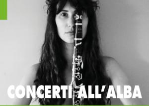 Concerti all'Alba: Rebecca Comotti – Clarinetto