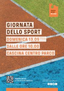 Giornata dello sport al Parco