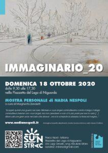 Immaginario_20: mostra artistica al Lago Niguarda