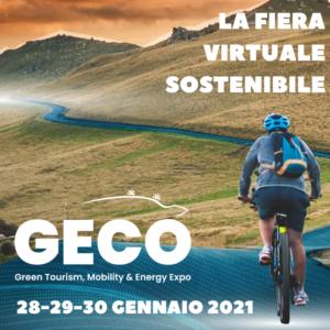 Il Parco aderisce a GECO, la fiera virtuale sulla sostenibilità
