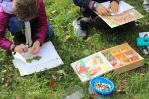 Educazione ambientale nelle aree protette regionali