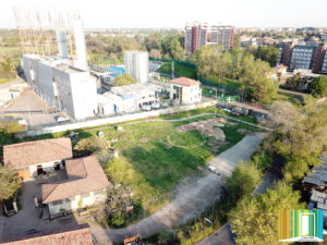 La Porta Verde del Grande Parco Forlanini