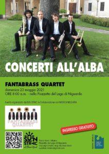 Concerti all'alba – Fantabrass Quartet