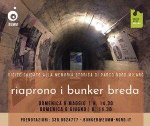 Riaprono i Bunker Breda