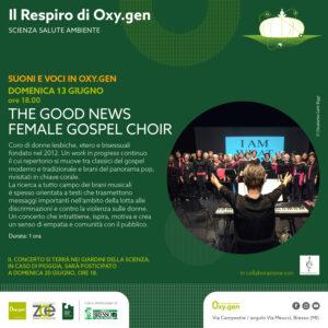 Coro Gospel a Oxy.gen