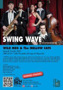 Venerdì 9 luglio | Swing Wave al Lago Niguarda