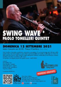 Swing wave: Paolo Tomelleri Quintet